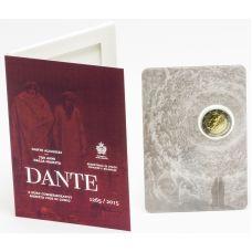 San Marino 2015 2 € Dante Alighieri UNC