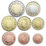 Belgia 2003 1 c – 2 € Irtokolikot BU