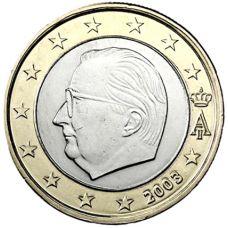 Belgia 2003 1 € UNC