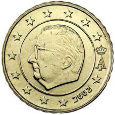 Belgia 2003 10 c BU