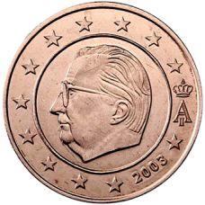 Belgia 2003 2 c UNC