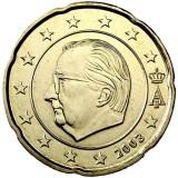 Belgia 2003 20 c UNC