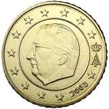 Belgia 2002 50 c UNC