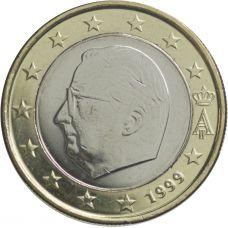 Belgia 1999 1 € UNC