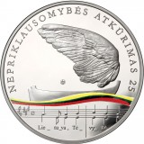 Liettua 2015 20 €   HOPEA PROOF