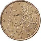 Ranska 1999 1 c UNC
