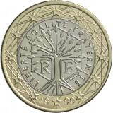 Ranska 1999 1 € UNC