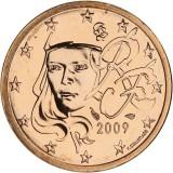 Ranska 2009 2 c UNC