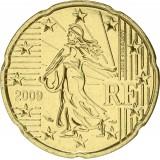 Ranska 2009 20 c UNC