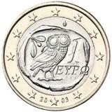Kreikka 2003 1 € UNC