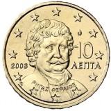 Kreikka 2003 10 c UNC