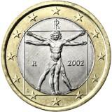 Italia 2002 1 € UNC