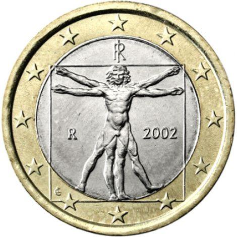 Italia 2020 1 € UNC