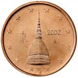 Italia 2002 2 c UNC