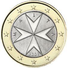 Malta 2008 1 € UNC