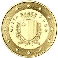 Malta 2008 10 c UNC