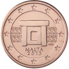 Malta 2013 1 c UNC