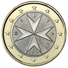 Malta 2013 1 € BU