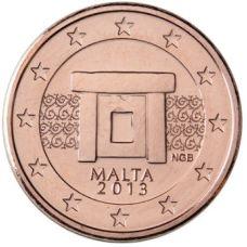 Malta 2013 2 c UNC