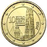 Itävalta 2002 10 c UNC