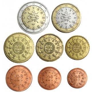 Portugali 2017 1 c – 2 € Irtokolikot UNC