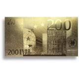 Euroopan Unioni 200 € KULLATTU
