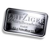 Hopealaatta 50 grammaa Leipziger 999 HOPEA