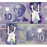 Kanada 2013 10 Dollar P107a UNC