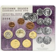 Kreikka 2008 Rahasarja BU