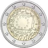 Saksa 2015 2 € EU:n lippu 30v D UNC