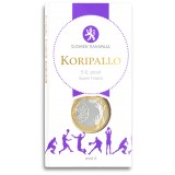 Suomi 2015 5 € Urheilurahat - Koripallo PROOF