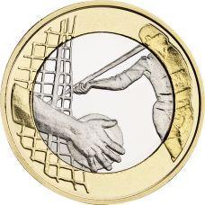 Suomi 2016 5 € Urheilurahat - Yleisurheilu UNC