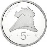 Alankomaat 2015 5 € Waterloo UNC