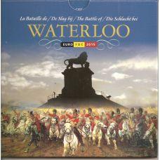 Belgia 2015 Rahasarja Waterloo BU