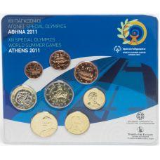 Kreikka 2011 Rahasarja BU