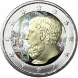 Kreikka 2013 2 € Platonin Akatemia #2 VÄRITETTY