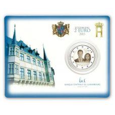 Luxemburg 2015 2 € Henri COINCARD