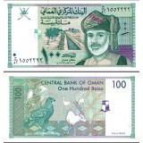Oman 1995 100 Baisa P31 UNC