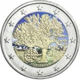 Portugali 2007 2 € EU-puheenjohtajuus VÄRITETTY