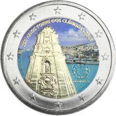 Portugali 2013 2 € Torre dos Clérigos #2 VÄRITETTY