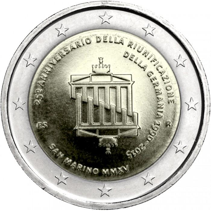 san-marino-2015-2-euro-saksan-yhdistymin