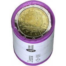 Suomi 2015 2 € EU:n lippu 30v RULLA