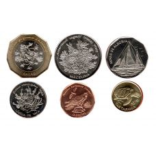 Kap Verde 1994 1-100 Escudos UNC