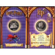 Mansaari 2002 1 Crown Harry Potter UNC