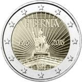 Irlanti 2016 2 € Pääsiäiskapina 100v UNC