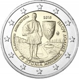 Kreikka 2015 2 € Spiridon Louis UNC