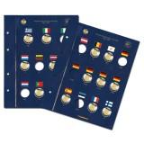 Lisälehti, Leuchtturm VISTA 2 € EU-lippu 30 vuotta (347758)