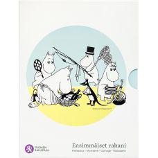 Suomi 2016 Rahasarja Ensimmäiset rahani BU