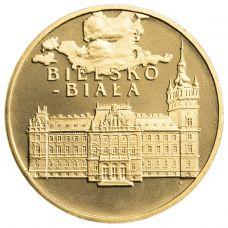 Puola 2008 2 Złoty Bielsko-Biała UNC