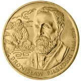 Puola 2008 2 Złoty Bronisław Piłsudski UNC